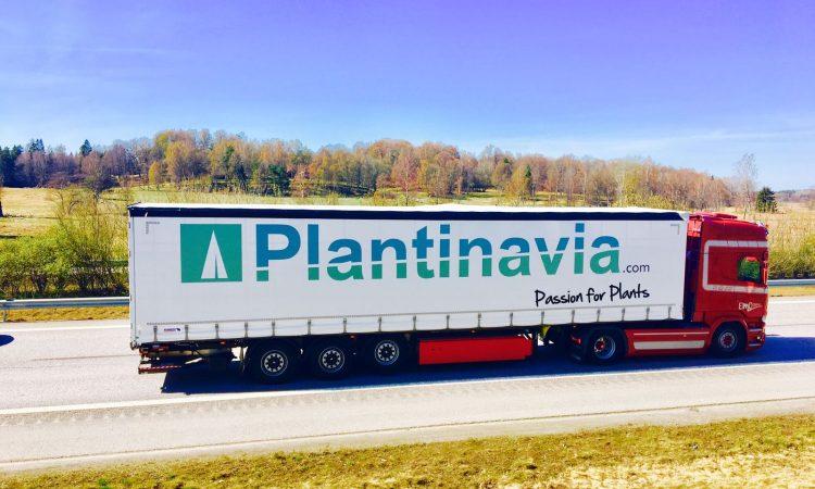 Plantinavia Truck Transport